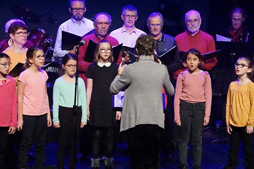 Ecole-de-musique-Concert-de-Noel - La Hune