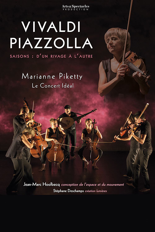 Vivaldi Piazzola - 27 janvier 2022- La Hune