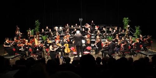 Orchestre Université de Poitiers -1er-fevrier 2022 - la Hune