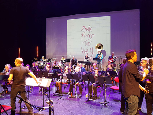 ecole de musique Tradn-Jazz - 16 avril 2022 - la Hune