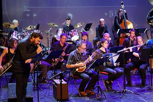 ecole-musique-concert-des-ensembles- 25 mars 2022 - la Hune